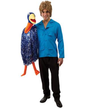 Disfraz de Rob y Emu para hombre