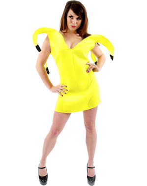 Women's Ripe Banana Costume