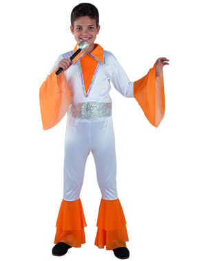 Mamma Mia Sanger Kostyme Gutt
