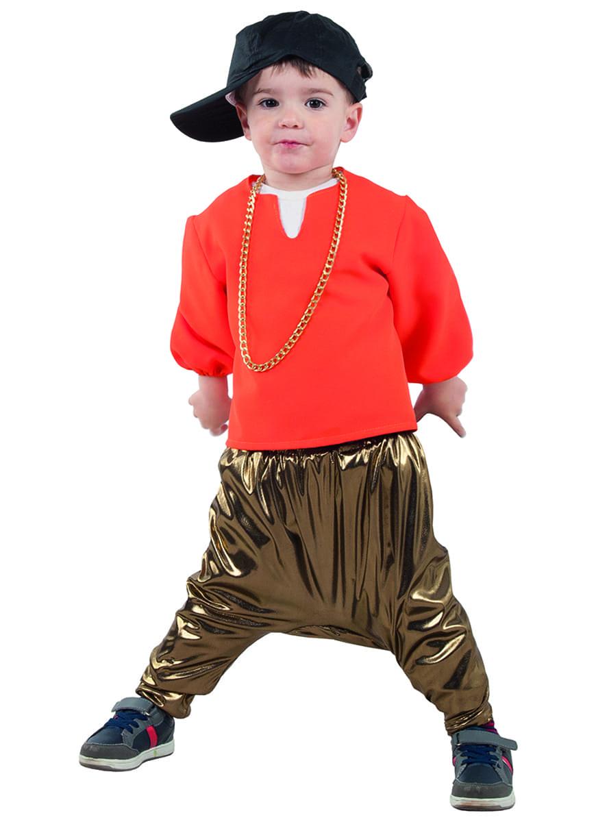 boy's flo rapper costume