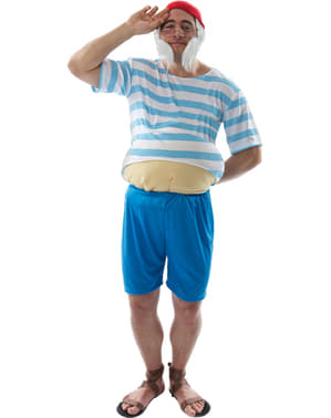 Pirat Neverland kostume til mænd