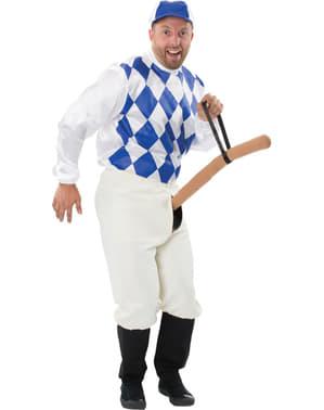 Disfraz de cabalga al jinete para hombre