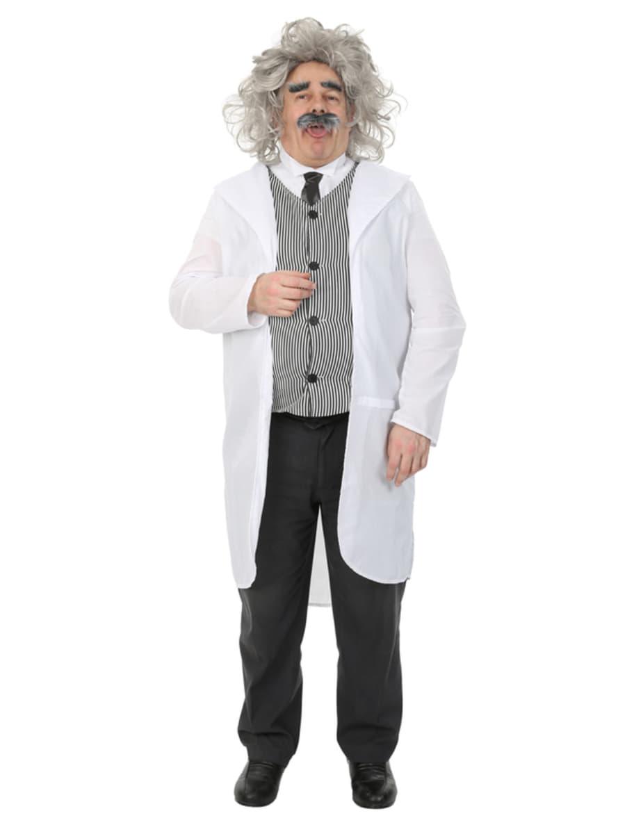Albert Einstein Kostüm