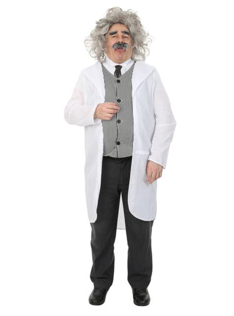 Albert Einstein kostuum voor mannen