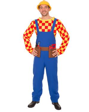 Costume da Bob Aggiustatutto per uomo