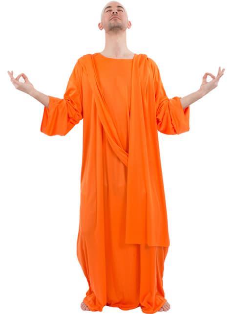 Fato de monge budista para homem