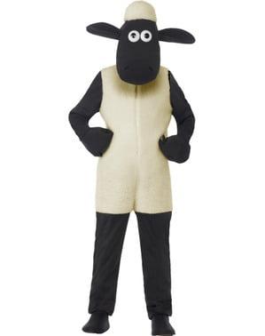 Déguisement Shaun le mouton enfant