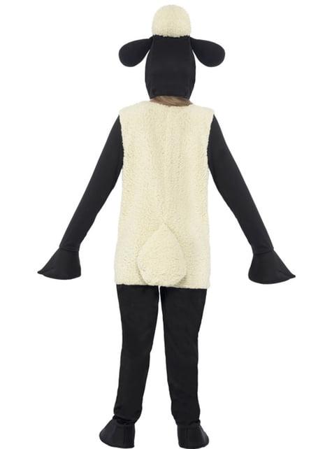 Shaun het schaap kostuum voor kinderen