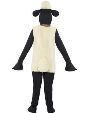 Maskeraddräkt Fåret Shaun för barn