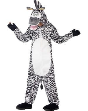 Costum Marty Madagascar pentru copii