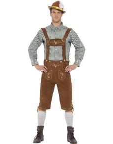 Costume maschile tirolese