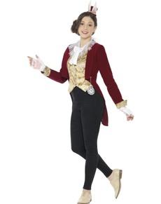 Costum de Iepure Alb minunat pentru adolescenți