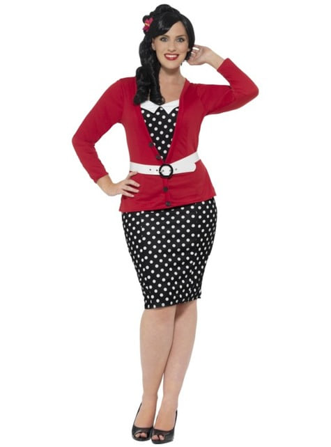 Woman's Pin Up Girl Costume