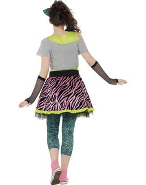Costume da bambina ribelle per donna
