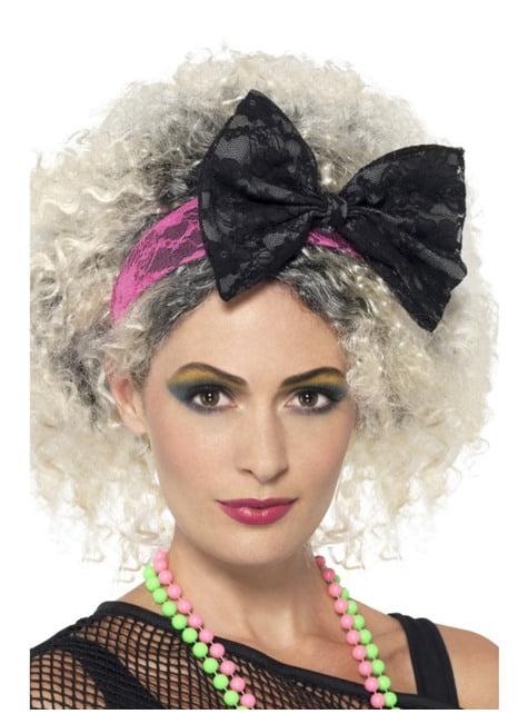 80er Jahre Haarband für Damen