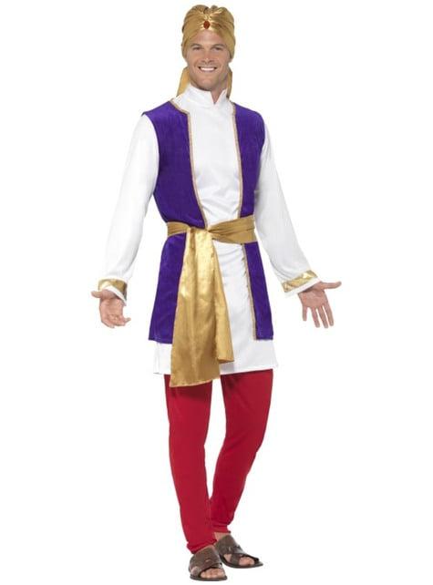 Disfraz de príncipe de Arabia para hombre