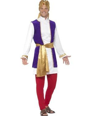 Арабският костюм на принца на човека