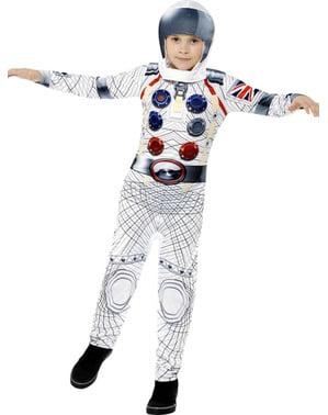 Déguisement astronaute spatial enfant