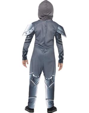 Costum de cavaler medieval pentru băiat