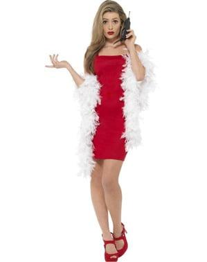 Naisten punainen Cher Clueless - asu
