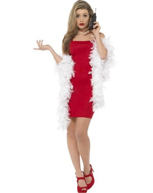 Woman's Red Cher Clueless Costume