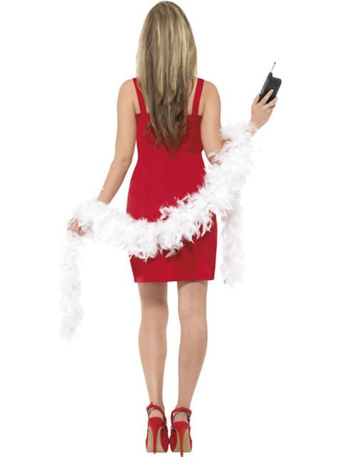 Disfraz de Cher rojo Clueless para mujer - mujer