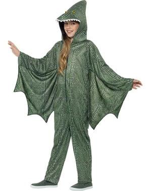 Pterodactyl dinosaurus kostuum voor kinderen