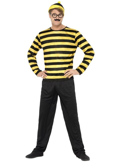 Disfraz de Odlaw Dónde Está Wally para hombre