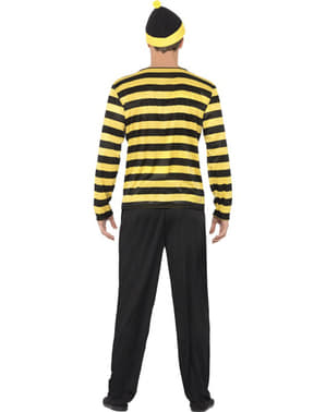 Costume da Odlaw Dov'è Wally per uomo