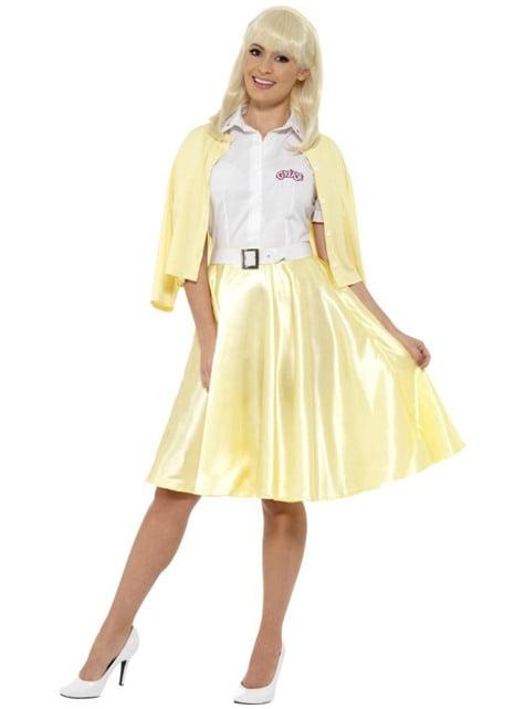 Sandy Dee Grease kostuum voor vrouw