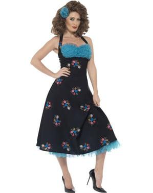 Cha Cha DiGregorio Grease kostuum voor vrouw