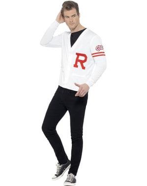 50-talls Rydell Grease Kostyme til Menn