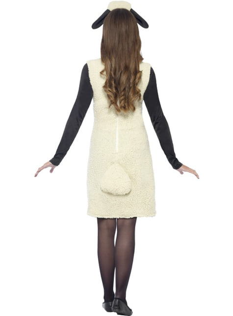 Disfraz de Shaun la Oveja para mujer - adulto