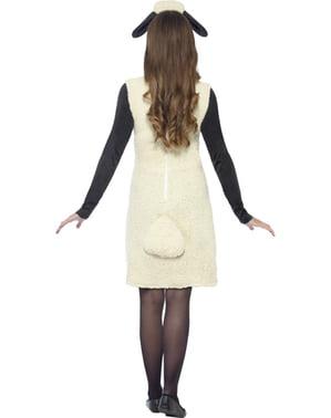 Женската Шон от костюма за овце