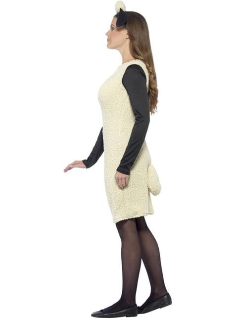 Disfraz de Shaun la Oveja para mujer - original