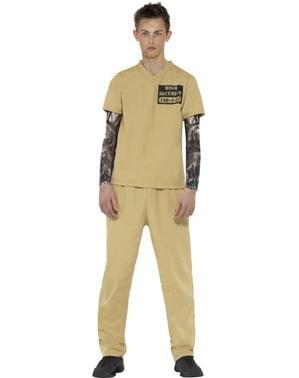 Kostým pro teenagery trestanec