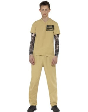 ティーンエイジャーのための有罪判決の衣装