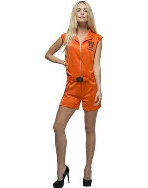 Kostum Tahanan Terpidana Wanita