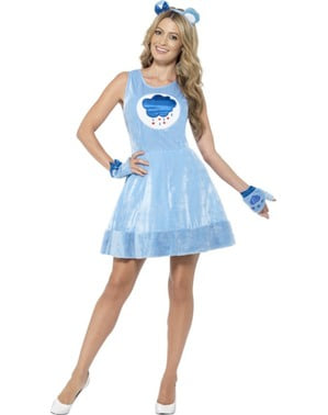 Woman's Grumpy Care Bears Costume