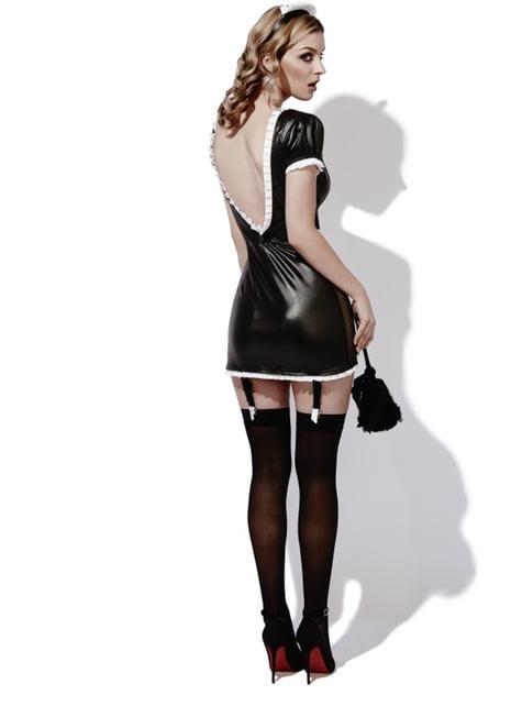 Disfraz de criada francesa Fever para mujer