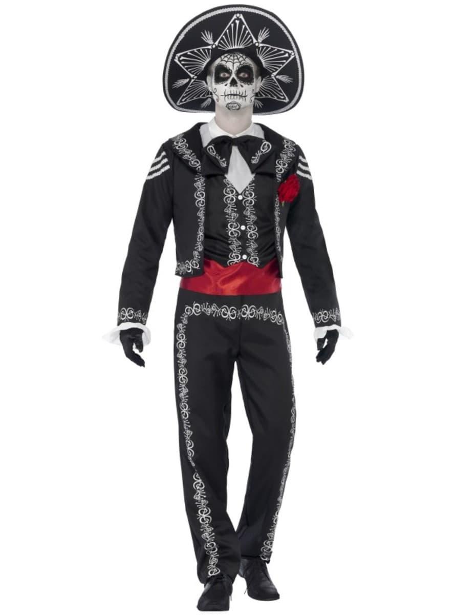 6e9c0dca7 Disfraz de Catrina. Traje de calavera mexicana