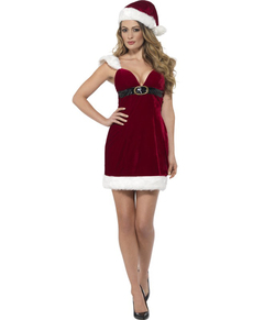 5553f6759930a Mrs. Claus costumes  outfits and dresses for women