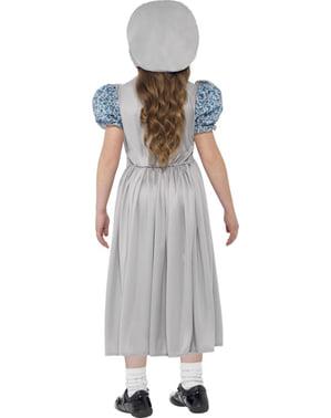 Disfarce de Victoriana para menina