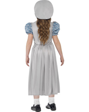 Victorian Costume for Girls