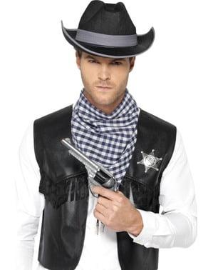 Cowboy Set für Herren