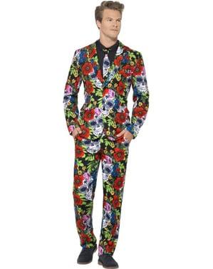 Miesten Kuolleiden päivän puku