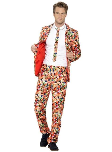 Costume Motif Bonbons