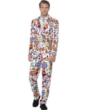 "Hippie ""Groovy"" oblek"