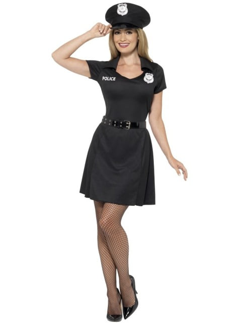 Woman's Police Officer Costume