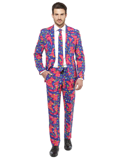Traje The Fresh Prince Opposuit para hombre